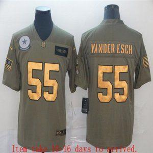 Dallas Cowboys #55 Leighton Vander Esch Jersey